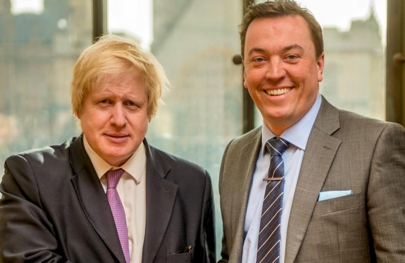 Boris meets Luke